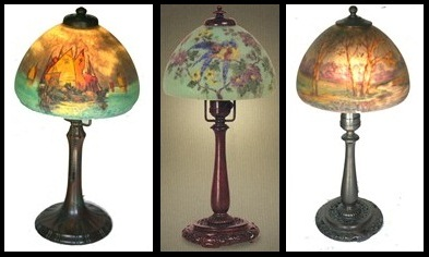 Different Types Of Handel Lamps Handel Lamps