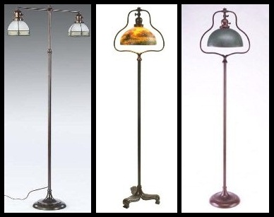 different types of handel lamps handel lamps. Black Bedroom Furniture Sets. Home Design Ideas