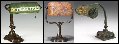 Handel Piano Lamps