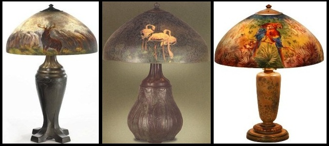 Handel Table Lamps