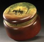 Handel Tobacco Jar