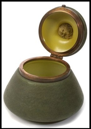 Tobacco Jar from Handel
