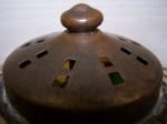 Handel Heat Cap with Double Blocks