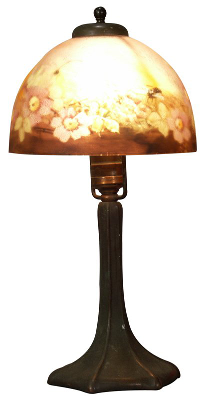 Handel Lamp # 1517 | Value & Appraisal