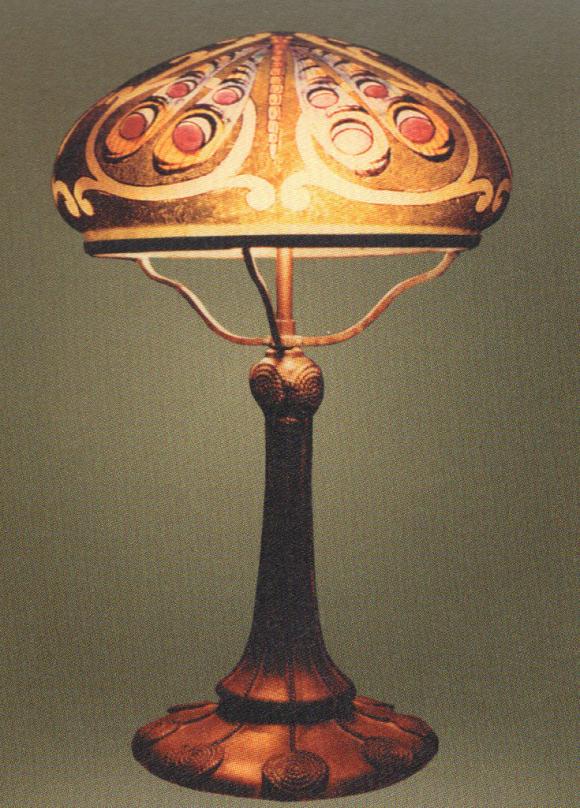Handel Lamp # 2324 | Value & Appraisal