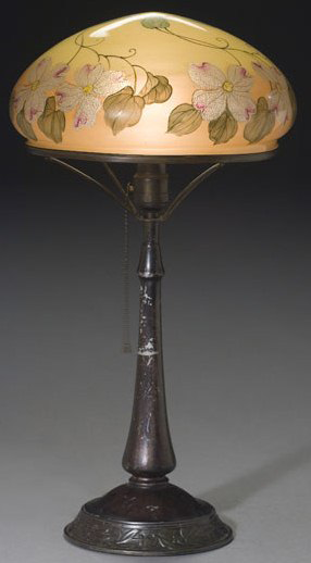 Handel Lamp # 2654 | Value & Appraisal