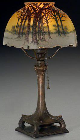 Handel Lamp # 2719 | Value & Appraisal