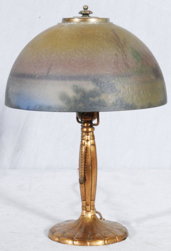 Handel Lamp # 2832 | Value & Appraisal