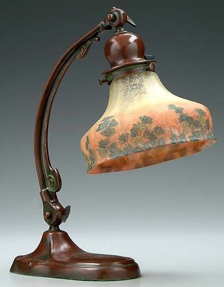 Handel Lamp # 2914 | Value & Appraisal