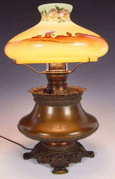 Handel Lamp # 3143 | Value & Appraisal