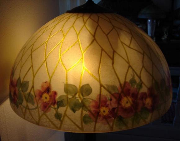 Handel Lamp # 3618 | Value & Appraisal