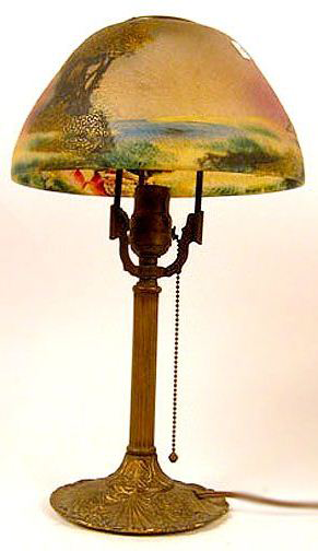 Handel Lamp # 5126 | Value & Appraisal