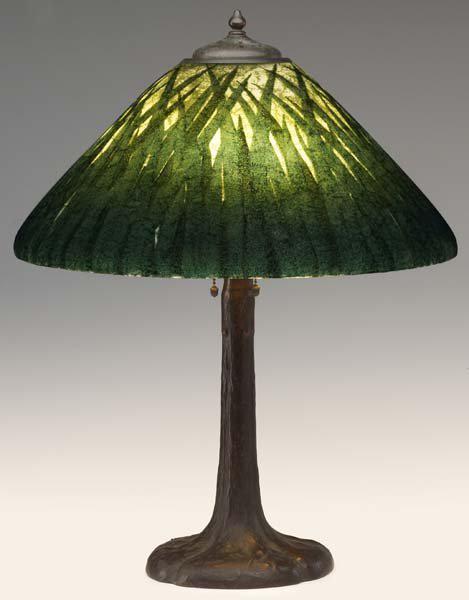 Handel Lamp # 5351 | Value & Appraisal