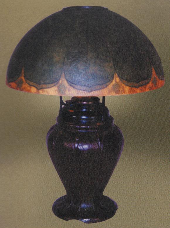 Handel Lamp # 5354 | Value & Appraisal