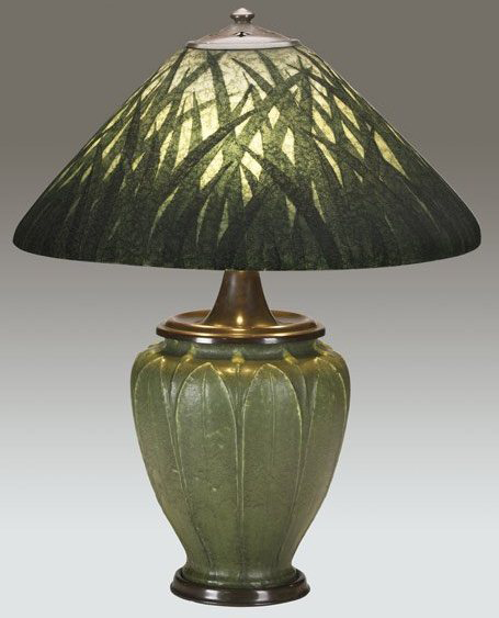 Handel Lamp # 5357 | Value & Appraisal