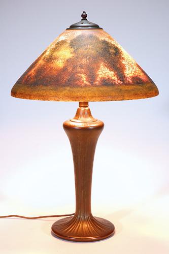 Handel Lamp # 5360 | Value & Appraisal