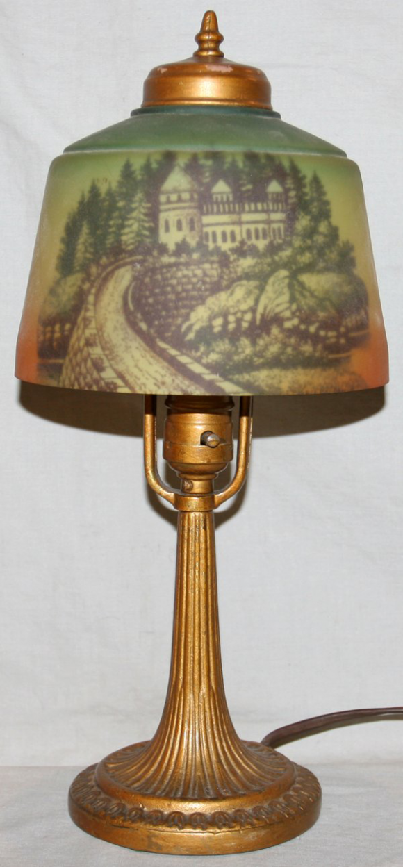 Handel Lamp # 5367 | Value & Appraisal