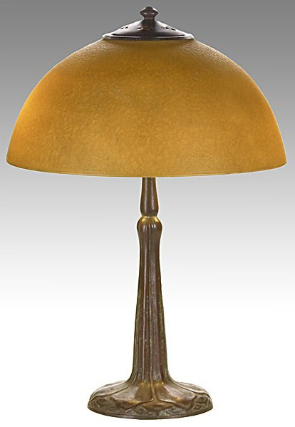 Handel Lamp # 5384 | Value & Appraisal