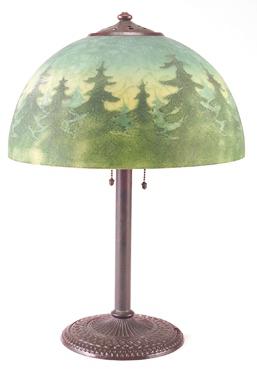 Handel Lamp # 5464 | Value & Appraisal
