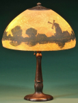 Handel Lamp # 5465 | Value & Appraisal