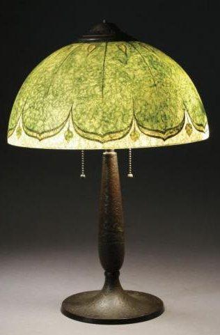 Handel Lamp # 5479 | Value & Appraisal