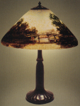 Handel Lamp # 5484 | Value & Appraisal