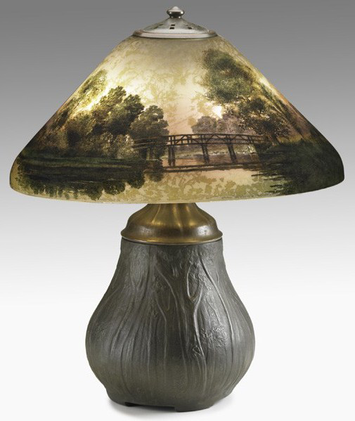 Handel Lamp # 5487 | Value & Appraisal