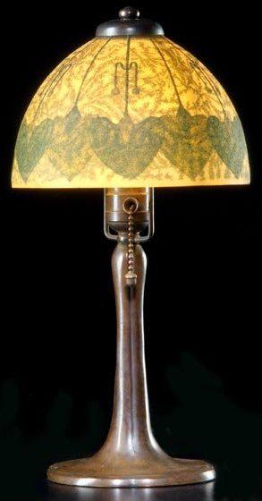 Handel Lamp # 5512 | Value & Appraisal