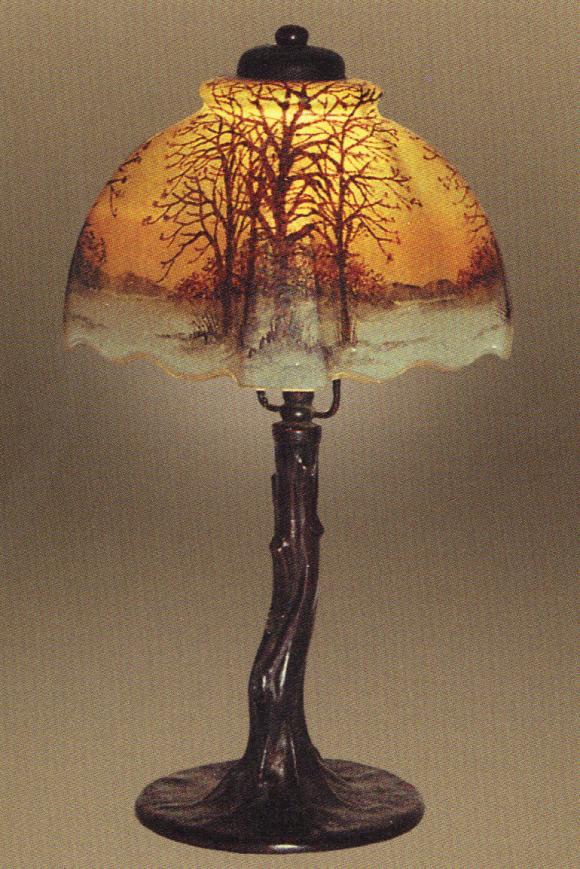 Handel Lamp # 5631 | Value & Appraisal
