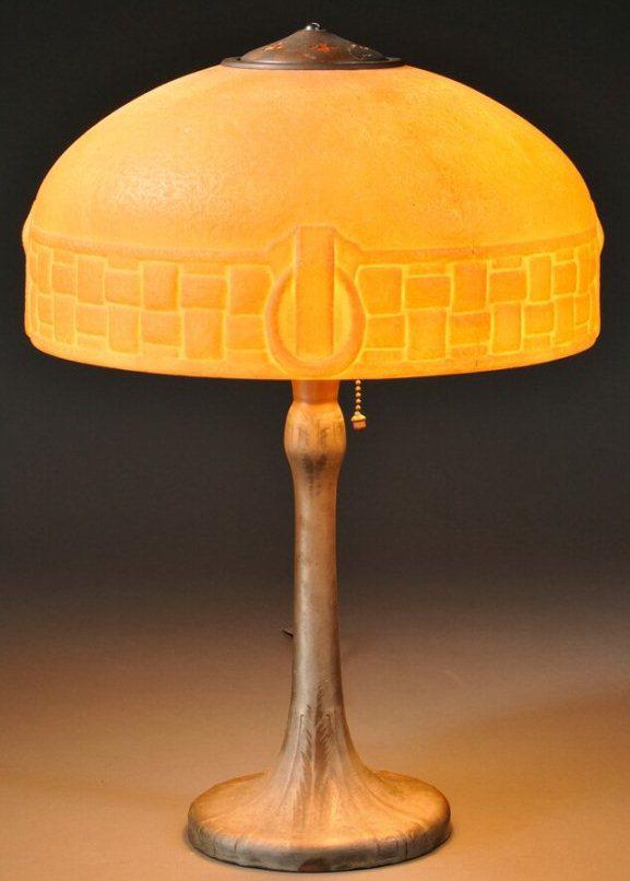 Handel Lamp # 5635 | Value & Appraisal