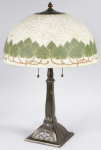 Handel Lamp # 5642 | Value & Appraisal