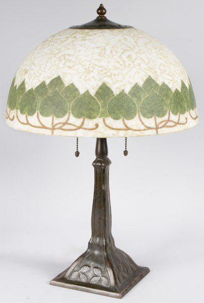 Handel Lamp # 5642 | Value & Appraisal