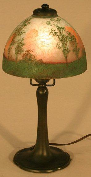 Handel Lamp # 5672 | Value & Appraisal
