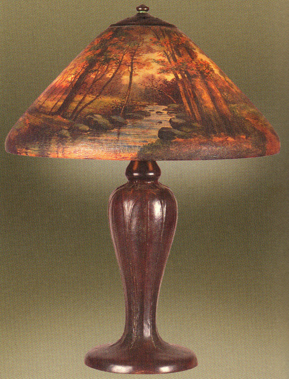 Handel Lamp # 5673 | Value & Appraisal