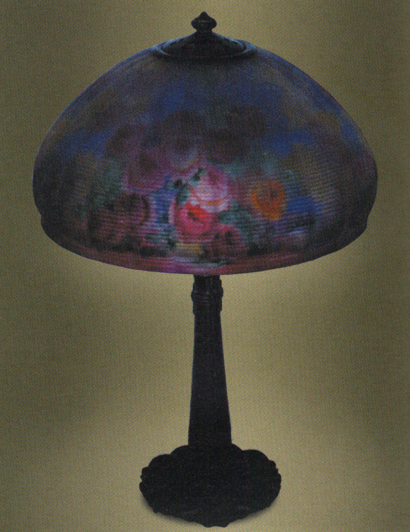 Handel Lamp # 5714 | Value & Appraisal