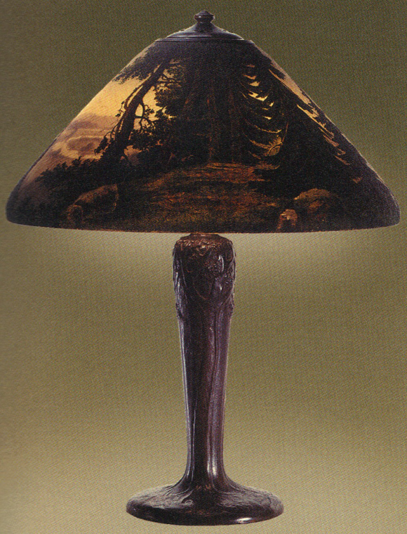 Handel Lamp # 5784 | Value & Appraisal