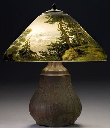 Handel Lamp # 5854 | Value & Appraisal