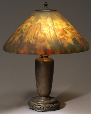 Handel Lamp # 5857 | Value & Appraisal