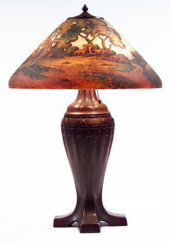 Handel Lamp # 5889 | Value & Appraisal