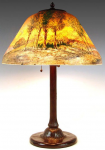Handel Lamp # 5942 | Value & Appraisal