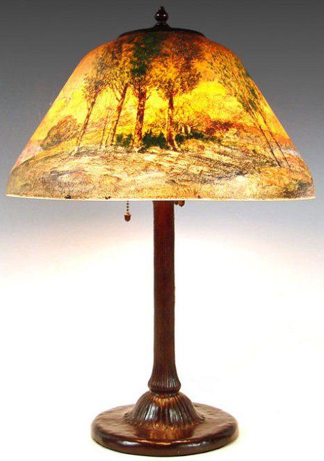 Handel Lamp # 5942 | Value & Appraisal
