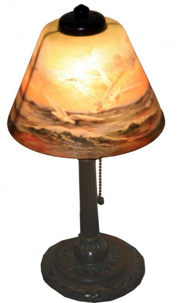 Handel Lamp # 5950 | Value & Appraisal