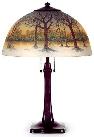Handel Lamp # 5994 | Value & Appraisal