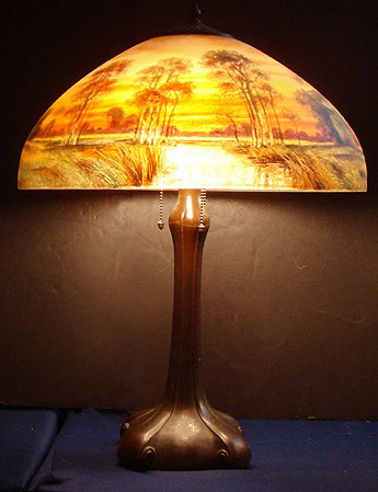Handel Lamp # 5997 | Value & Appraisal