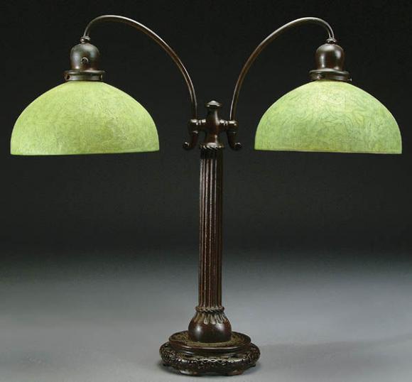 Handel Lamp # 6047   Value & Appraisal