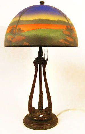 Handel Lamp # 6123 | Value & Appraisal