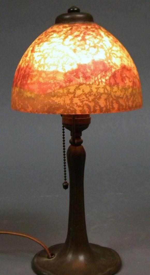 Handel Lamp # 6150 | Value & Appraisal