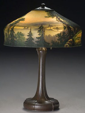 Handel Lamp # 6158 | Value & Appraisal