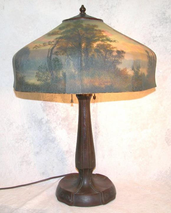 Handel Lamp # 6159 | Value & Appraisal