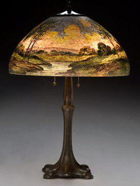 Handel Lamp # 6190 | Value & Appraisal